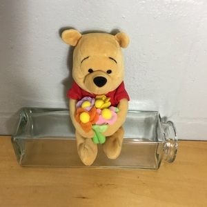 Vintage Winnie the Pooh Bear Mother's Day Plush